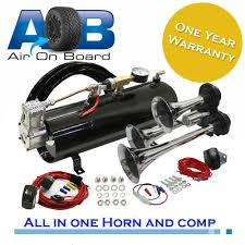 Universal Complete Air System With Air Compressor, Air Tank And Air Horn Where To Get Big Rig Horns Diesel Forum Thedieselstopcom 150db Dual Trumpet Air Horn Compressor Kit For Van Train Car Truck Diagram Of Parts An Adjustable And Nonadjustable 12v Boat 117 Horn 12 24 Volt 2 Trumpet Air Loudest Kleinn 142db Kleinn Hk8 Triple Accsories Pinterest Horns Trucks Canada Best Resource Spare Tire Delete Bracket Hornblasters Blasters Outlaw 127v Black Sk Customs 12v Super Loud Mega Tank Truckin Magazine 8milelake 150db Ki