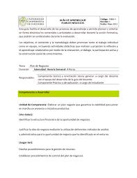 PROYECTO LUNAR MODELO DE NEGOCIO EN EL SECTOR CREATIVO CULTURAL