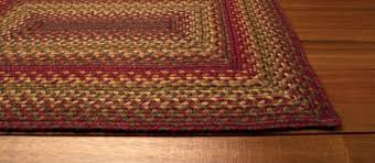 Homespice Decor Cotton Braided Rugs by Country Primitive Home Decor Dl Country Barn