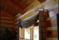 Deer Antler Curtain Rod Bracket by Hanging Curtain Rods Without Drilling