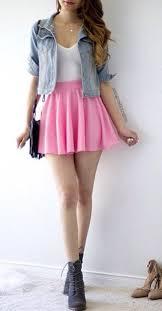 Skater Skirts Fashion For Stylish Ladies