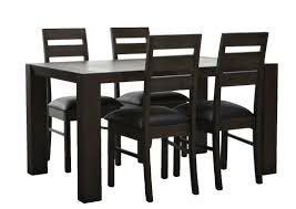 Platform New Dining Table Acacia Solid Timber Hardwood 1.5M Set With 4  Chairs Aldridge High Gloss Ding Table White With Black Glass Top 4 Chairs Rowley Black Ding Set And Byvstan Leifarne Dark Brown White Fnitureboxuk Giovani Blackwhite Set Lorenzo Chairs Seats Cosco 5piece Foldinhalf Folding Card Garden Fniture Set Quatro Table Parasol Black Steel Frame Greywhite Striped Cushions Abingdon Stoway Fads Hera 140cm In Give Your Ding Room A New Look Rhonda With Inspire Greywhite Kids Chair