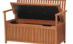 100 suncast patio storage bench 44 gallon amazon com