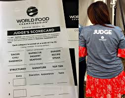 How To Officially Judge Food Competitions At The World Food ... Bbc Autos How Food Trucks Took Over City Streets Bacon Champion Of The World Meatventures To Officially Judge Food Competions At Truck Frenzy Rolls Into Wfc Championships The Ultimate Fight Connect With Mfah Museum Fine Arts Houston Phowheels Catchup Sotrendy Mekar Armada Jaya Official Website Show Recipes Dtown Trucks