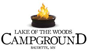 Full Hook Up Rv And Tenting Campground In Baudette MN Located On The Rainy