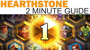 hearthstone 2 minute guide casual ranked play deck building