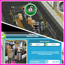 Sims Freeplay Second Floor by The Sims Freeplay Hobbies Makeup Artist The Who Games