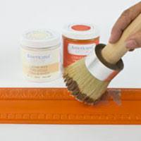Americana Decor Creme Wax 8 Oz Clear by Decoart Americana Decor Chalky Finish Education