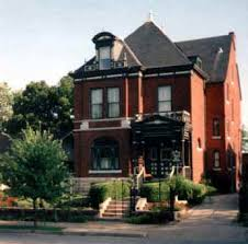 Angels in the Attic Bed and Breakfast Hermann Missouri MO Inns