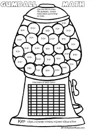 Math Coloring Pages For 1st Grade Archives 1St