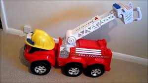 Matchbox Giant Ride On Fire Engine Truck Toy - YouTube Buddy L Fire Truck Engine Sturditoy Toysrus Big Toys Creative Criminals Kids Large Toy Lights Sound Water Pump Fighters Hape For Sale And Van Tonka Titans Big W Fire Engine Toy Compare Prices At Nextag Riverpoint Ford F550 Xlt Dual Rear Wheel Crewcab Brush Learn Sizes With Trucks _ Blippi Smallest To Biggest Tomica 41 Morita Fire Engine Type Cdi Tomy Diecast Car Ebay Vtech Toot Drivers John Lewis Partners