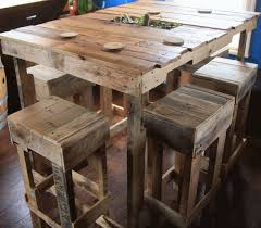 Diy Pallet Bar Stool Plans Wooden Pallet Stool Plans Pallet Wood