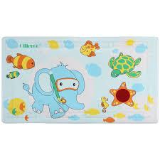 Bathtub Non Slip Decals by Amazon Com Ollieroo Bath Mat For Tub For Kids Pvc Cartoon No Slip