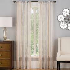 Bed Bath And Beyond Sheer Window Curtains by Buy 100 Polyester Curtains From Bed Bath U0026 Beyond
