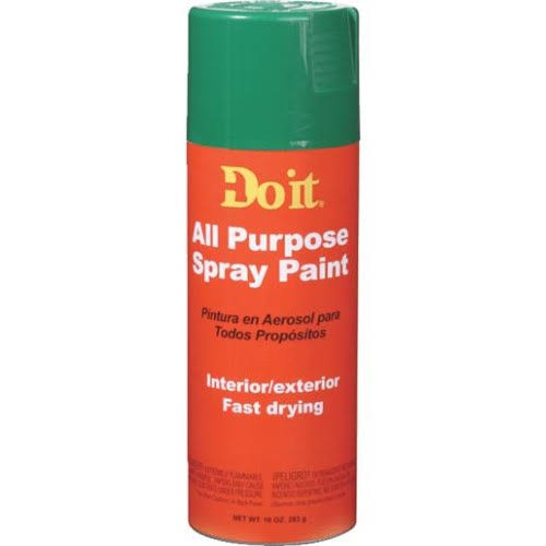 Do It All-Purpose Spray Paint - Green, 10oz