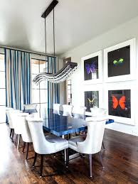 Blue Dining Room Table Grey
