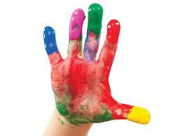 Crayola Bathtub Fingerpaint Soap Non Toxic by Amazon Com Alex Jr 6 Tots Finger Paints Toys U0026 Games