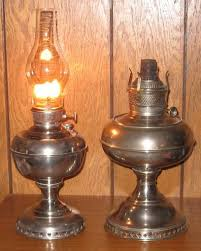 Rayo Oil Lamp Chimney by Em Miller Lamps