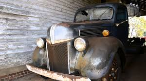 1941 Ford Pickup Truck At Old Corn Farm - GA - YouTube
