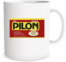 Yes We Do Carry Pilon COFFEE