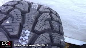 Winter Tire Review: Hankook I*Pike RW11, Strong And Capable For A ...