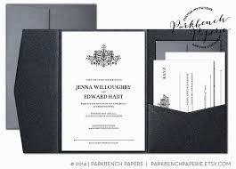 Luxury Pocketfold Invitations New 117 Best Pocketfold Wedding