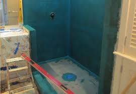 complete tile shower install part 3 installing ledger board and