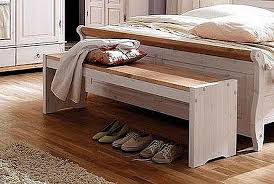 massivholz schlafzimmer set komplett 8teilig weiß antik kiefer