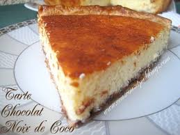 tarte au nutella et à la noix de coco à la pâte feuilletée