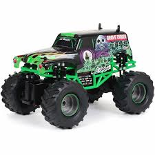 Remote Control Truck Toy Kids Monster Jam Grave Digger Rc Cars ... 18 Scale Remote Control Monster Jam Grave Digger Playtime In The Electric Powered Rc Trucks Hobbytown Truckremote Control Toys Buy Online Sri Lanka Stampede 110 Rtr Truck Blue By Traxxas Tra360541blue Team Patriots Proshop Racing Alive And Well Truck Stop Car Super Clod Buster 4wd Kit Tamiya Tam58518 New Bright Dragon 115 Full Function Eztec Radio Assorted Big W Toy Show