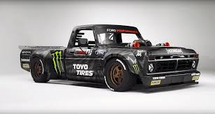 100 Huge Ford Truck Ken Blocks F150 Hoonitruck Sports 3DPrinted Intake