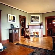 Trim Ideas For Living Room Wood The Stained Paint Colors With Oak
