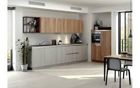 schöner kochen in der küche ka 52 210 52 170 in beton und alteiche nachbildung