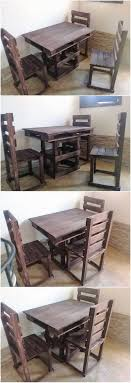 Incredible Ideas For Upcycling Shipping Wood Pallets | Pallet Wood ... 30 Plus Impressive Pallet Wood Fniture Designs And Ideas Fancy Natural Stylish Ding Table 50 Wonderful And Tutorials Decor Inspiring Room Looks Elegant With Marvellous Design Building Outdoor For Cover 8 Amazing Diy Projects To Repurpose Pallets Doing Work 22 Exotic Liveedge Tables You Must See Elonahecom A 10step Tutorial Hundreds Of Desk 1001 Repurposing Wooden Cheap Easy Made With Old Building Ideas