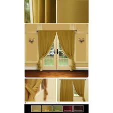 Spring Tension Curtain Rods Extra Long by Country Baths Shower Curtain Decorlinen Com