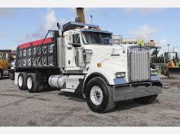 100 Kenworth Dump Truck 2005 KENWORTH W900 TA STEEL DUMP TRUCK FOR SALE 2806