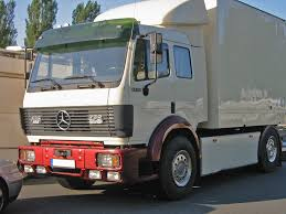 100 Mercedes Semi Truck Benz SK Wikipedia