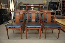 Set Of 6 Teak Scandinavian Dining Room Chairs, Circa 1960 Danish Teak Extension Ding Table Style Kitchen Appliances Tips And Review Noden Scdinavian Vintage Fniture Chairs At 1stdibs Modern Teak Ding Chairs Chair Restoration 1960s Set Of 6 La102248 Vintage In By Erik Buch 4 For Od Mbler Denmark Midcentury Leather Niels Otto Mller Roped Ladder Back Mid Century