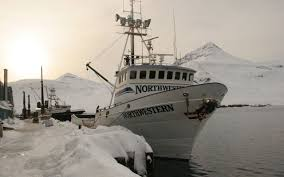 Wizard Deadliest Catch Sinks by The Boat F V Northwestern