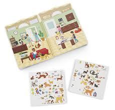 Trixie The Halloween Fairy Ar Level by Amazon Com Melissa U0026 Doug Pet Shop Puffy Sticker Set With 115