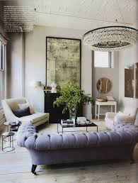 100 Ochre Home Elle Decor Article Features Niche Modern Lighting In Of