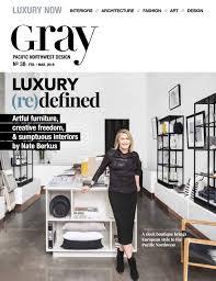 100 European Interior Design Magazines GRAY Magazine Issue No 38 LUXURY