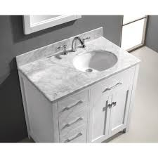 Single Sink Bathroom Vanity Top by Usa Caroline Parkway 36 Ms 2136l Single Sink Bathroom Vanity With