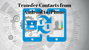 Transfer Contacts from Android to iPhone QuickTip