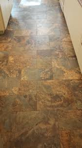 Armstrong Groutable Vinyl Tile Crescendo by Armstrong Alterna Mesa Stone 16