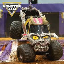 Meet Your Favorite Monster Truck Before The Monster Jam World Finals ...