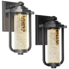 lights outdoor led ceiling lights barn light home depot