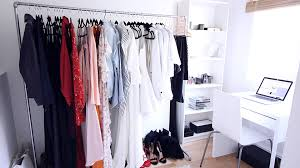 How To Organize Your Closet No Matter Small Space