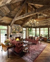 Rustic Living Room Ideas Uk
