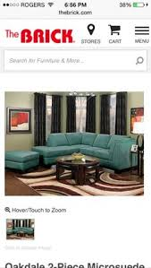 Sears Belleville Sectional Sofa by The Brick Livingroom Pinterest